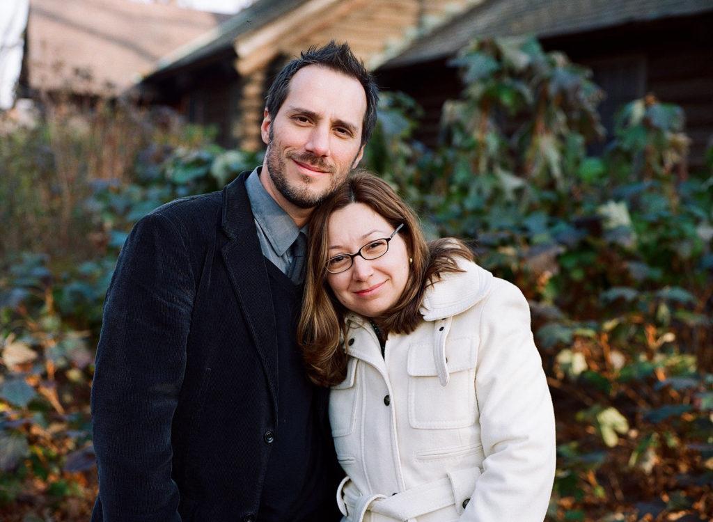 Gabriela Fuentes & Danilo Morales - Headshot Photographers NJ